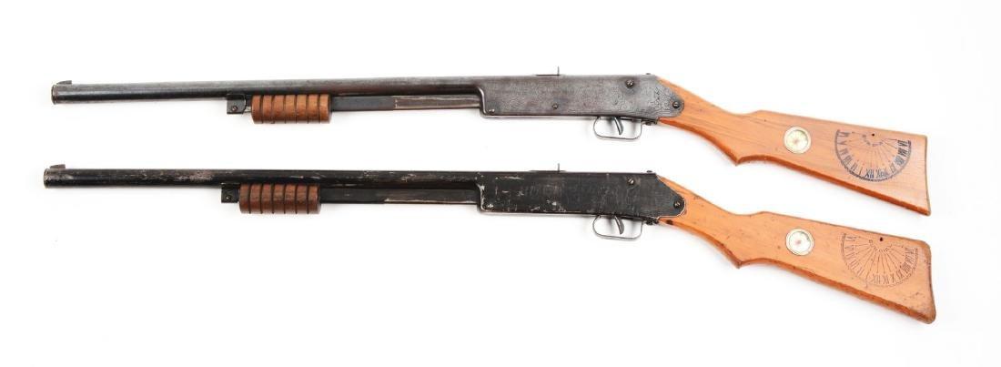 Lot Of 2: Model 107 Buck Jones Special. - 2