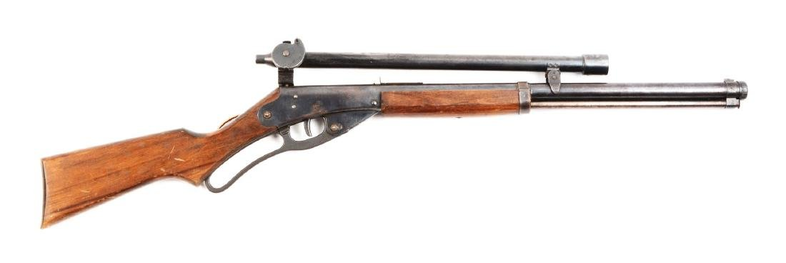 Daisy Red Rider Model 40 With No. 300 Target Telescopic