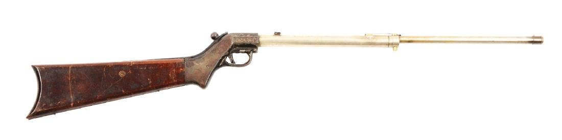 Matchless Second Model Air Rifle by Henry C. Hart.