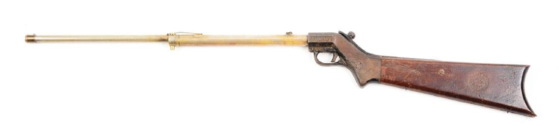 Matchless Second Model Air Rifle by Henry C. Hart. - 2