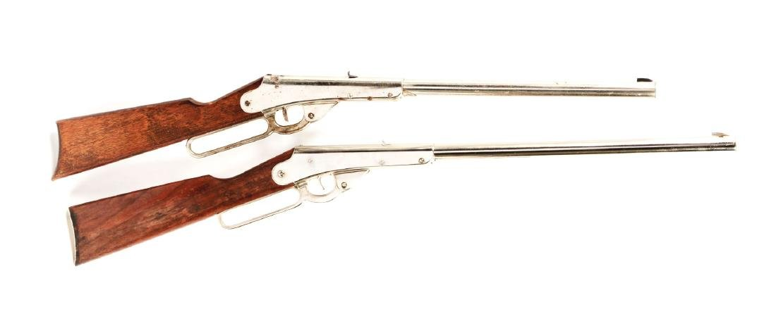 Lot of 2 Daisy Model B Air Rifles