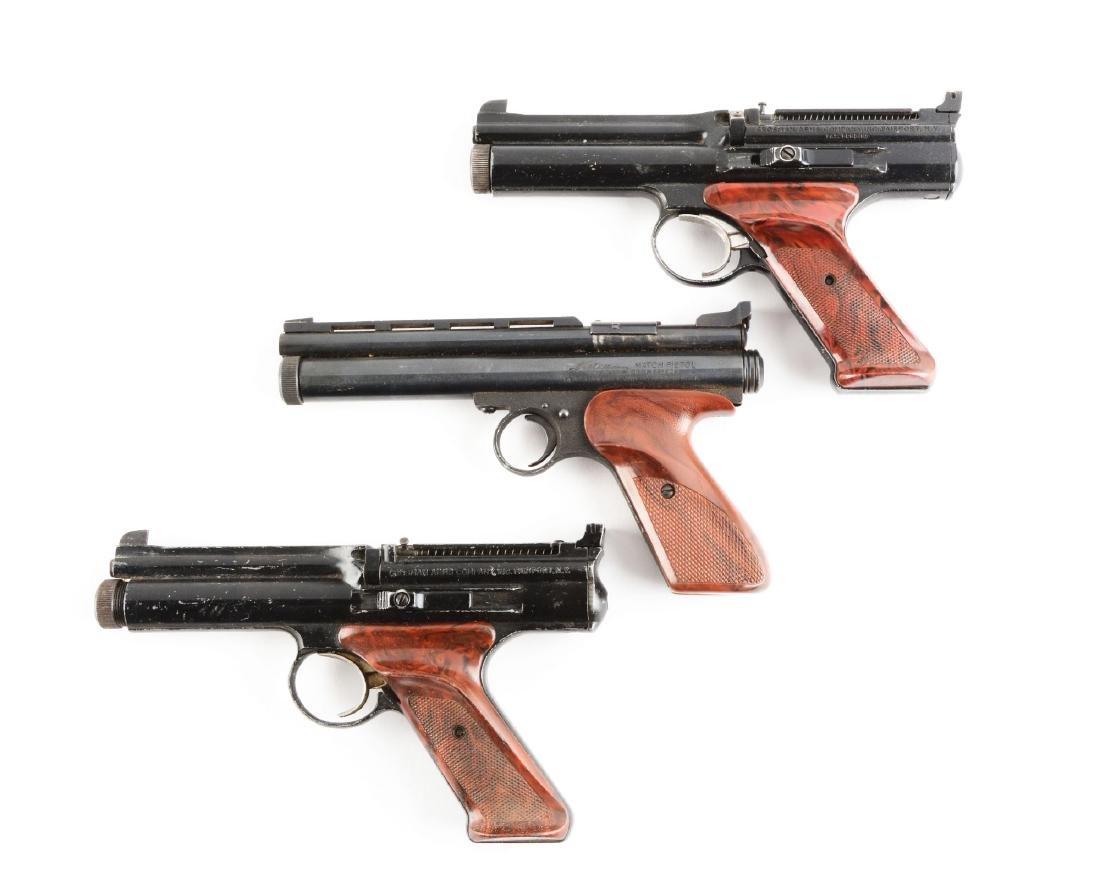 Lot Of 3: Crossman Air Pistols. - 2