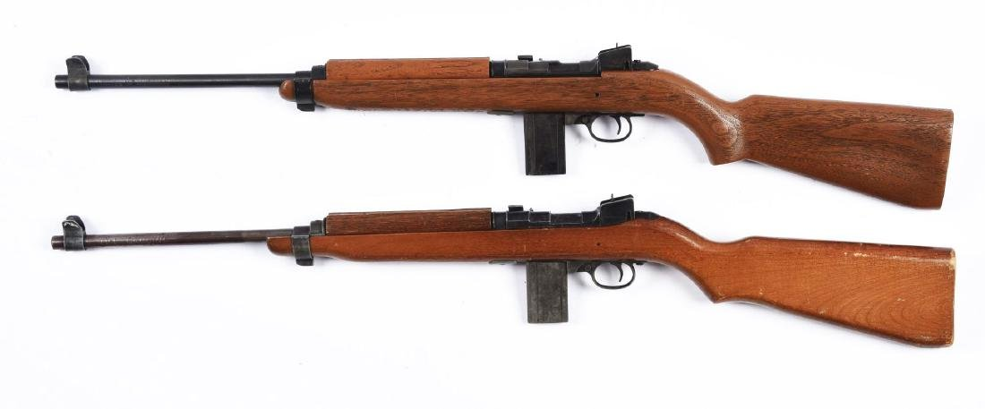 Lot Of 2: Crossman M1 Carbines (Wood & Plastic). - 2