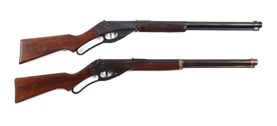 Lot Of 2: Daisy Red Rider Carbines.