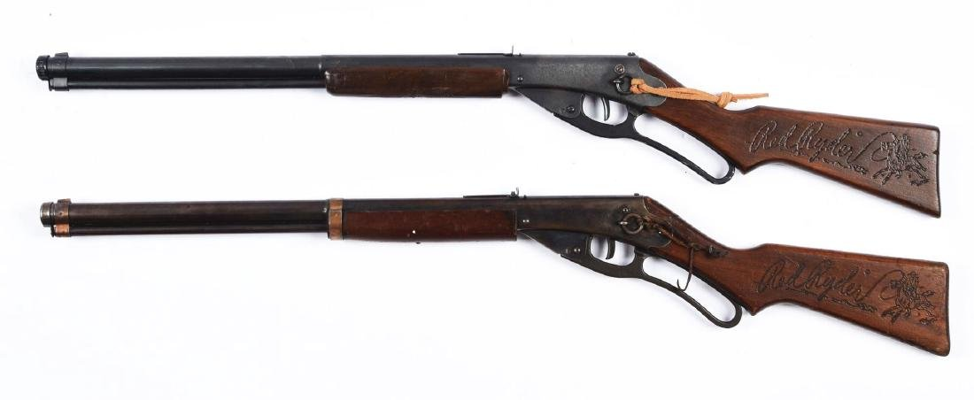 Lot Of 2: Daisy Red Rider Carbines. - 2