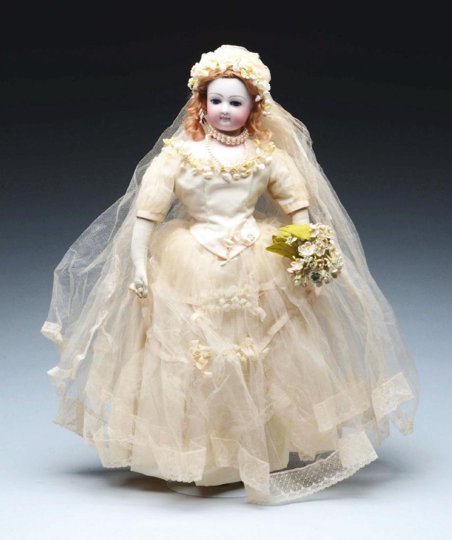 French Fashion Bride Doll.