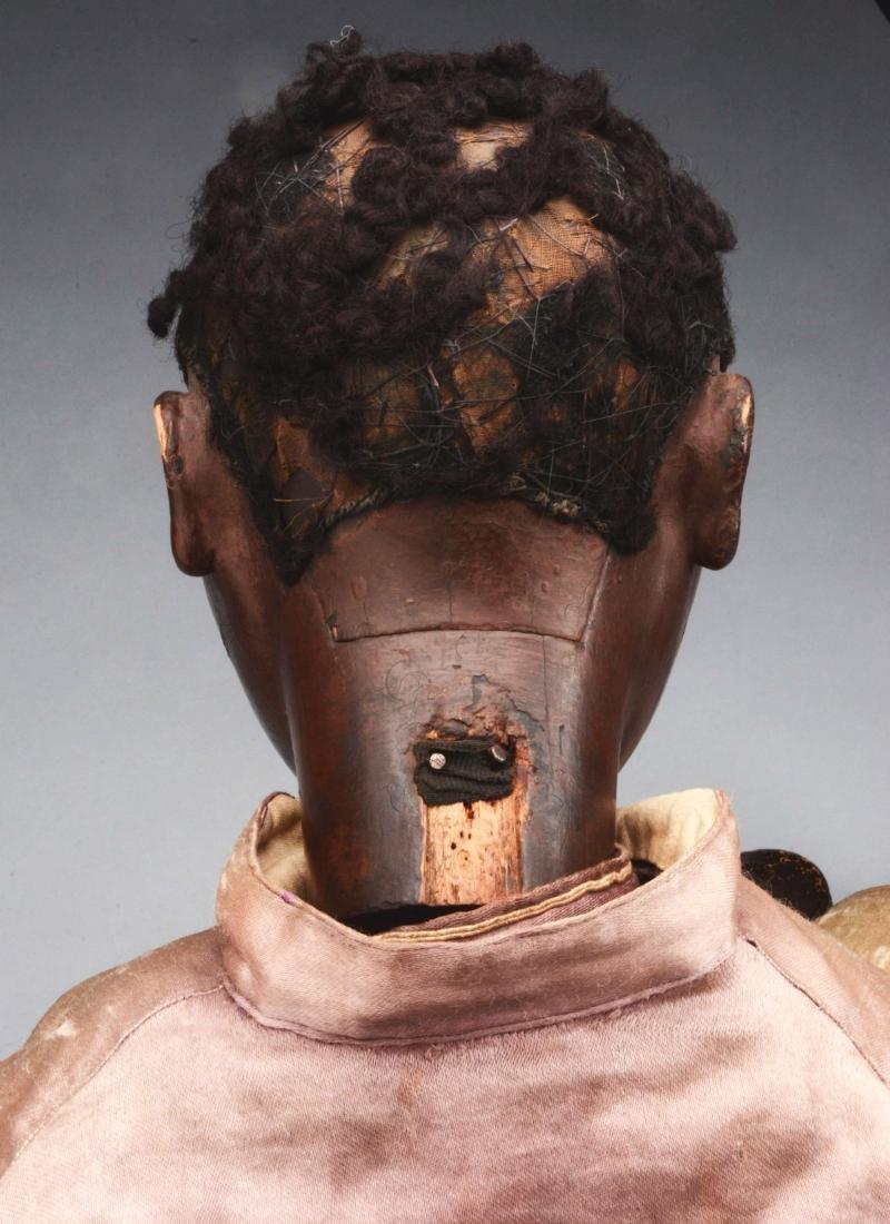 Exceptional Black Ventriloquist Dummy. - 4