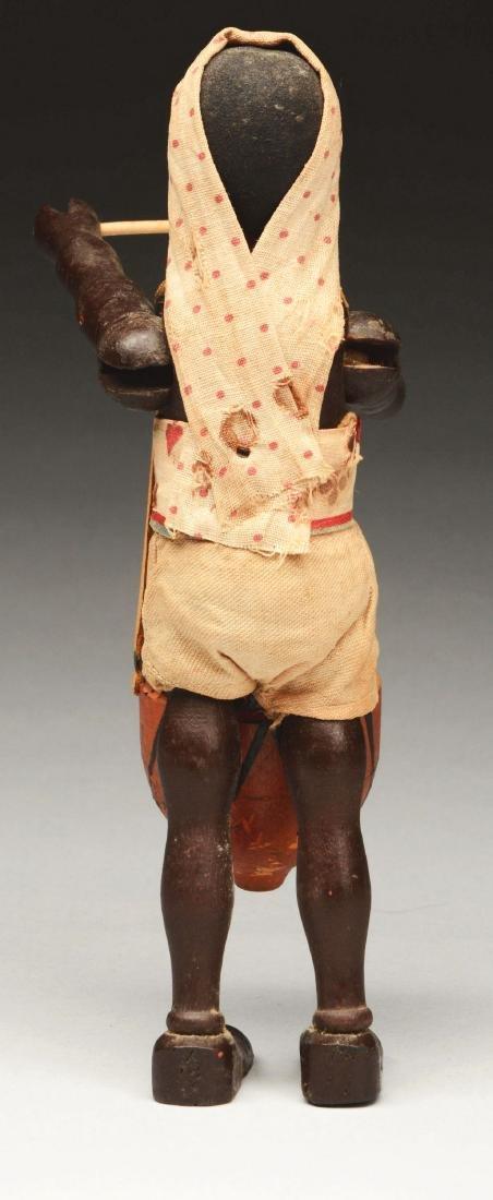 Schoenhut African Safari Native Drummer. - 4