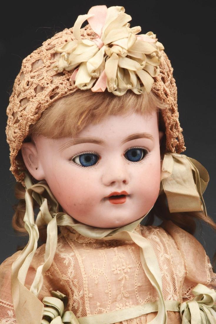 Lot of 2: Bisque Head German Girl Dolls. - 2