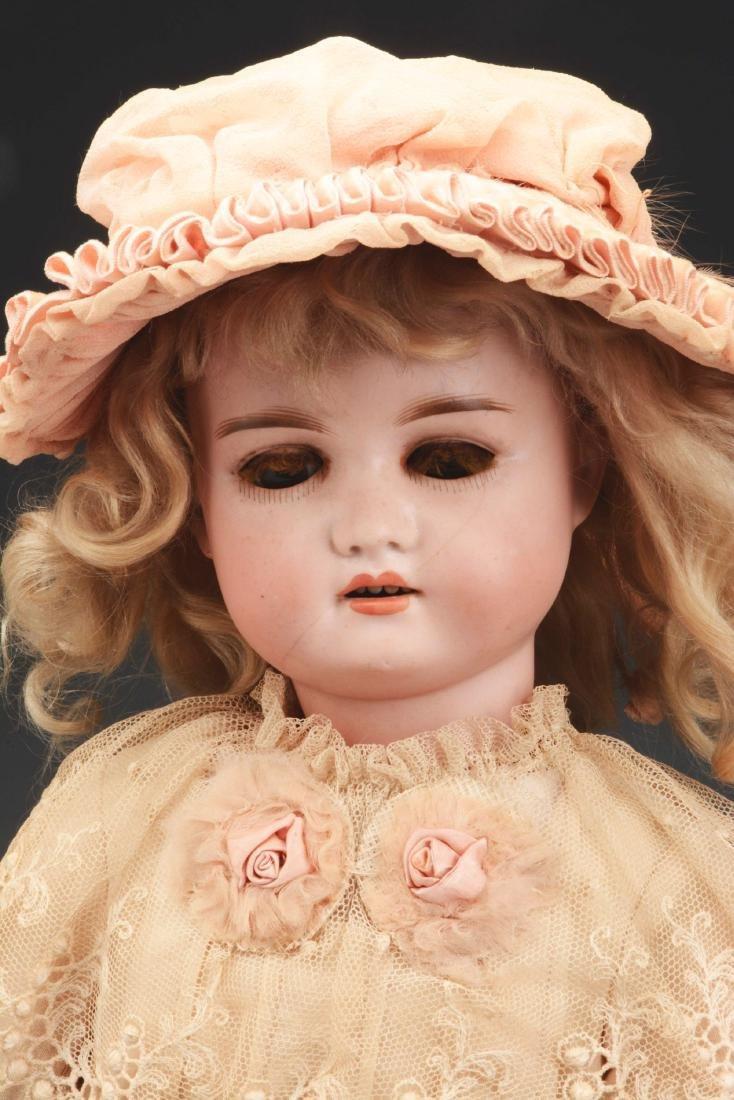 Lot of 2: Bisque Head German Girl Dolls. - 3