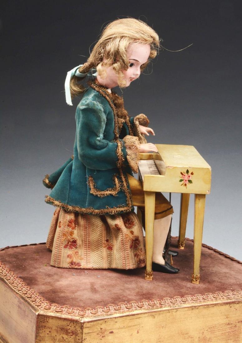 Automaton of Man Playing the Piano. - 3