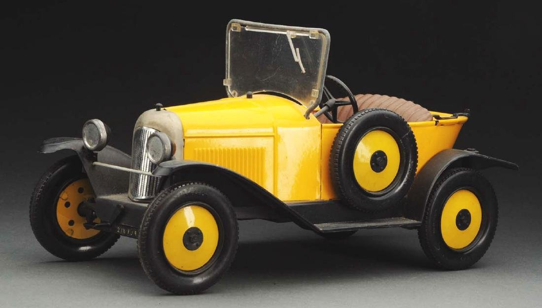 Contemporary French Citroen Boat Tailed Roadster. - 2