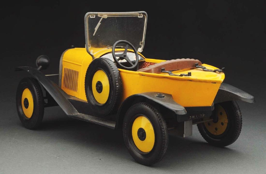 Contemporary French Citroen Boat Tailed Roadster. - 3