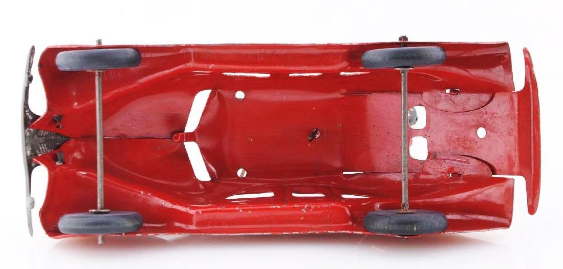 Scarce Marx Pressed Steel Pathe News Car. - 5