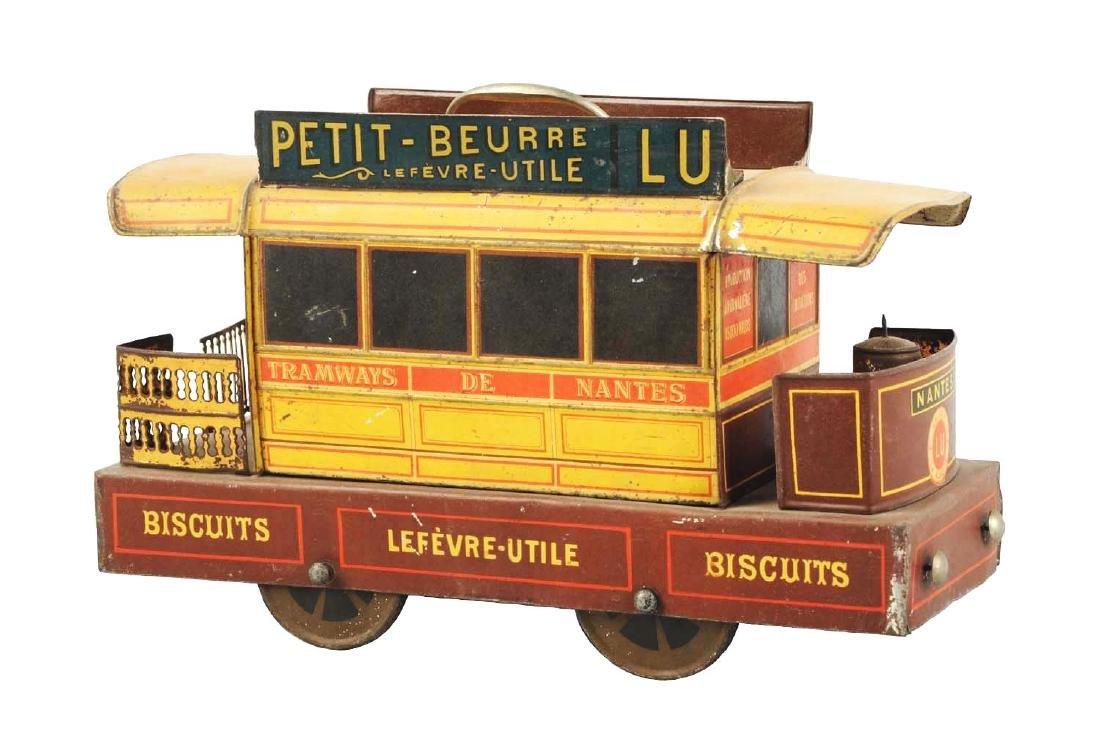 American Tramways Tin Trolley.