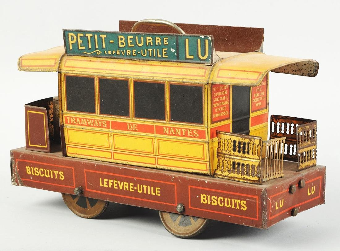 American Tramways Tin Trolley. - 2