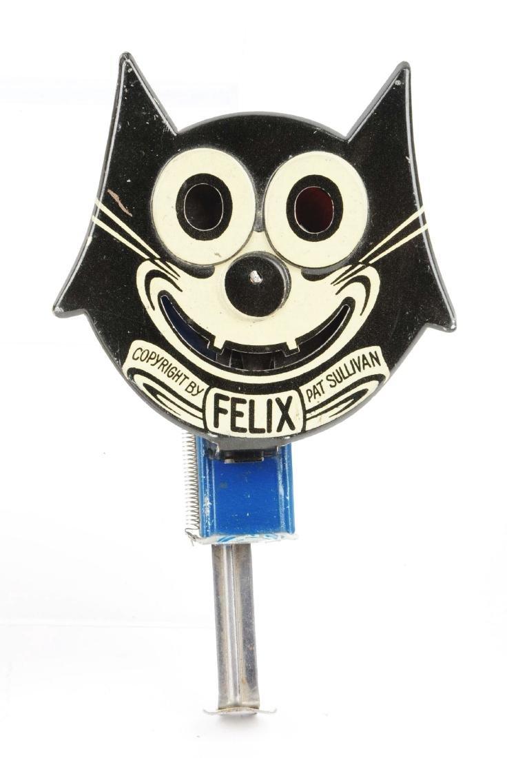 Niffy Tin Litho Felix The Cat Sparkler. - 2