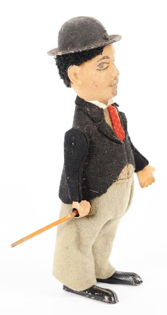 German Schuco Wind Up Charlie Chaplin Figure. - 2
