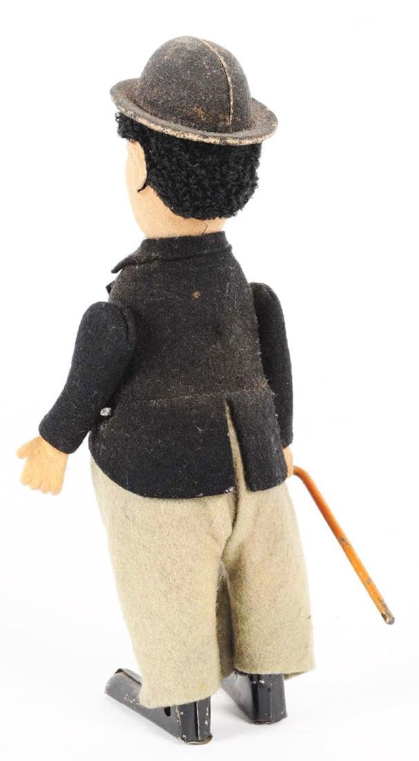 German Schuco Wind Up Charlie Chaplin Figure. - 3