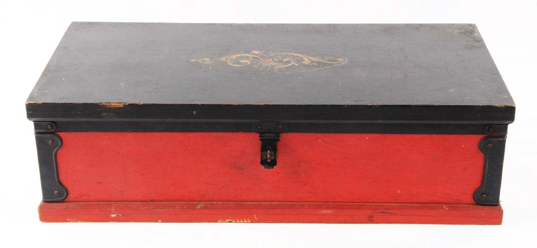 Wooden Buddy L Tool Chest. - 3
