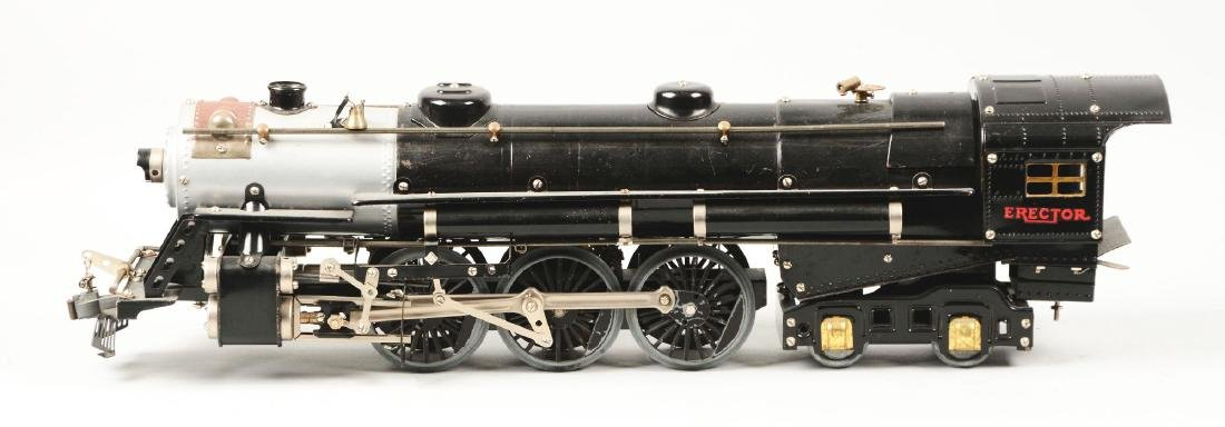 Scarce Erector No. A Hudson Train Locomotive. - 2