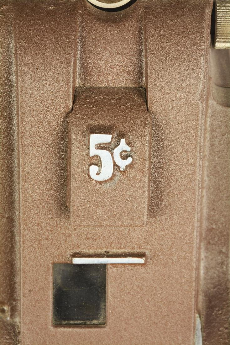 **5¢ Mills QT Smoker Slot Machine. - 4