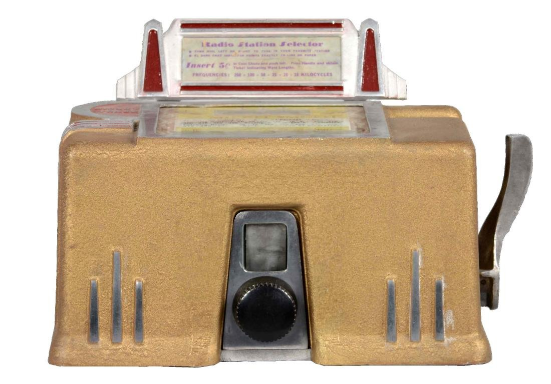 **5¢ Midget Smoker Trade Stimulator.