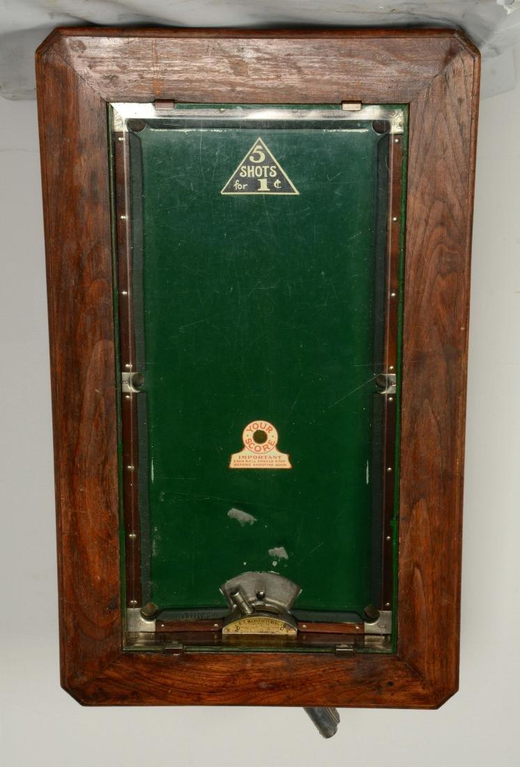1¢ A.B.T. Billiard Practice Pinball Machine. - 3