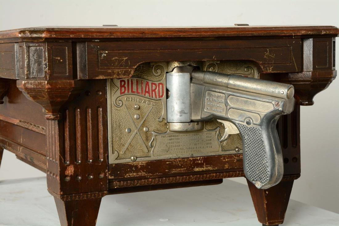1¢ A.B.T. Billiard Practice Pinball Machine. - 4