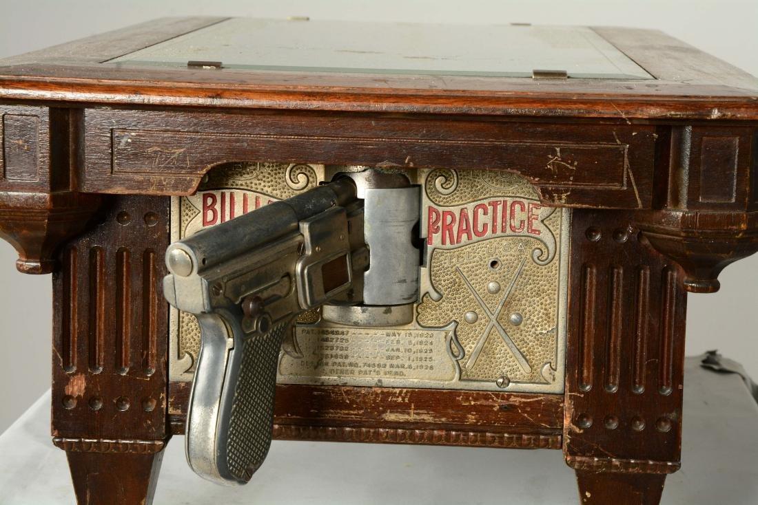 1¢ A.B.T. Billiard Practice Pinball Machine. - 5
