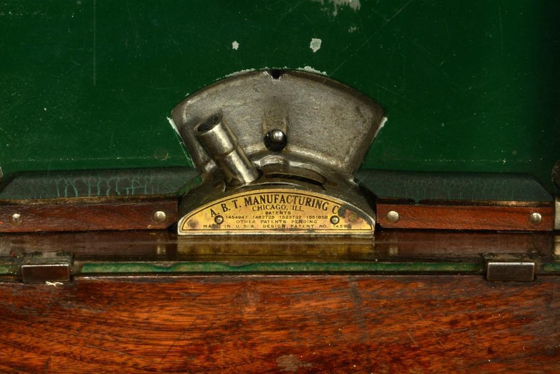 1¢ A.B.T. Billiard Practice Pinball Machine. - 6