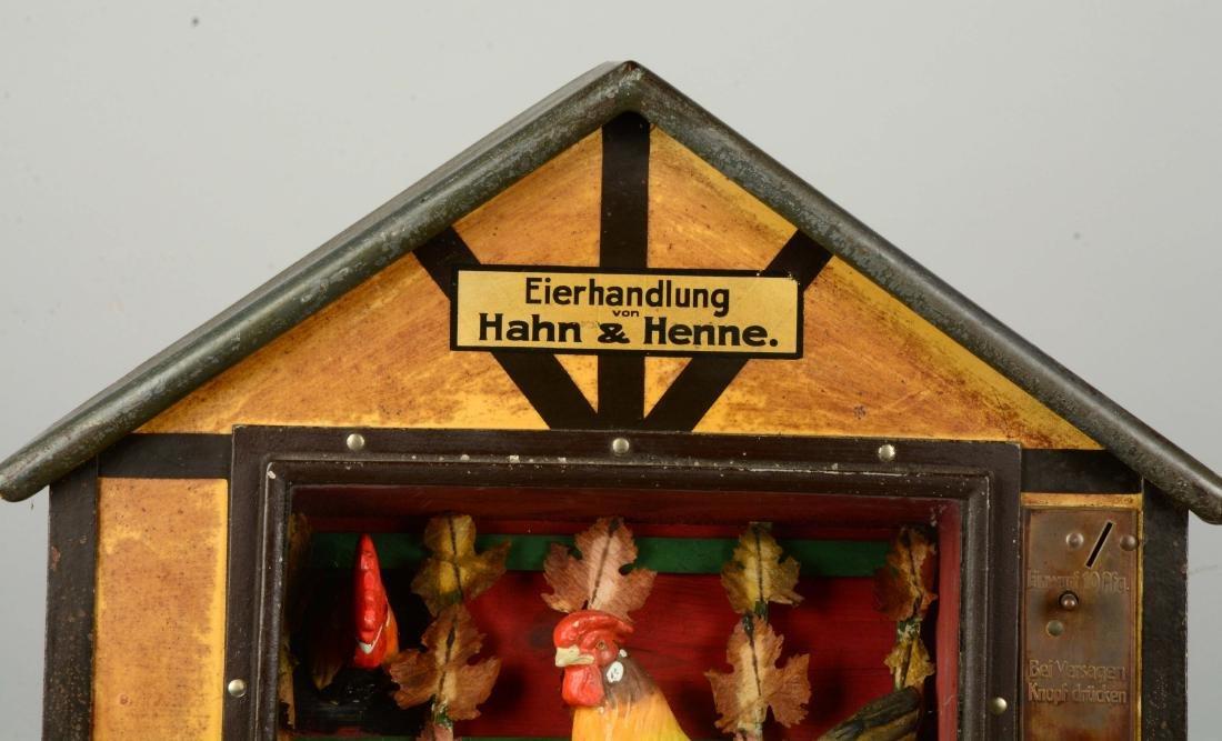 10Pf Reichert's Eierhandlung Han & Henne Vendor. - 4