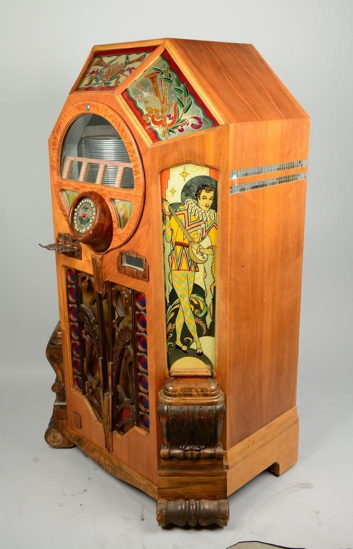"Multi-Coin Wurlitzer ""Victory"" Jukebox. - 2"