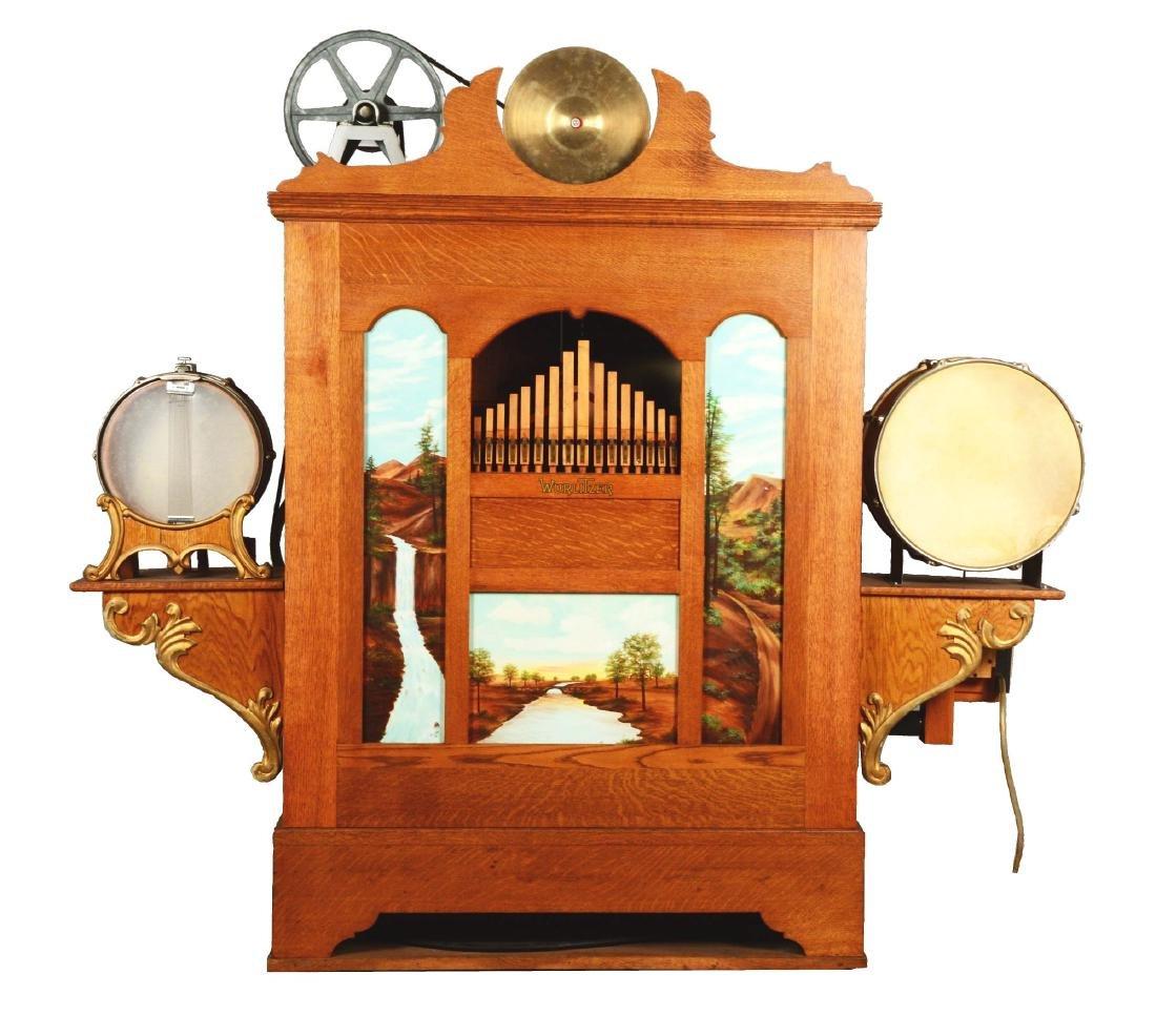 Wurlitzer Carousel Organ.