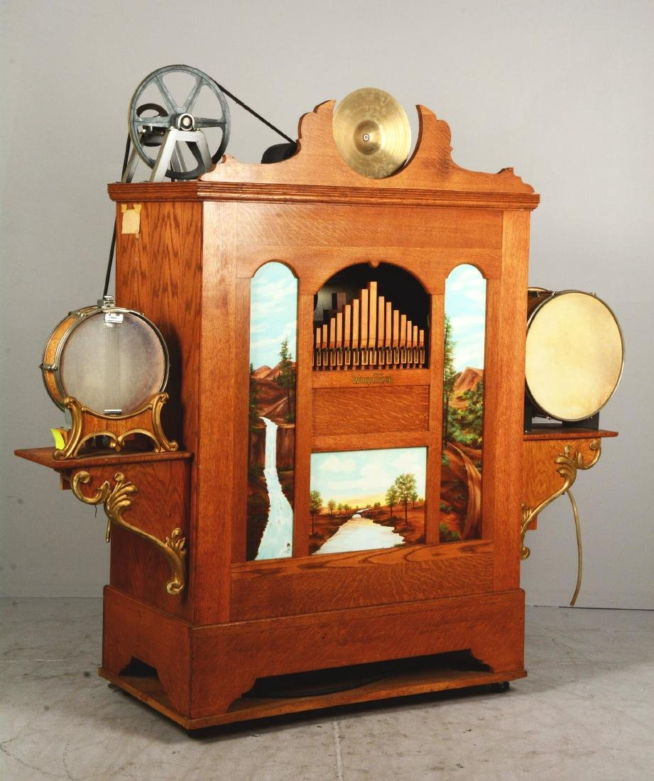 Wurlitzer Carousel Organ. - 2