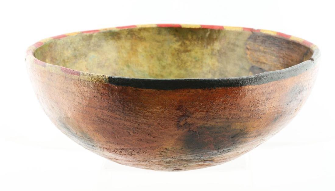 Chief Geronimo Clay Bowl. - 2