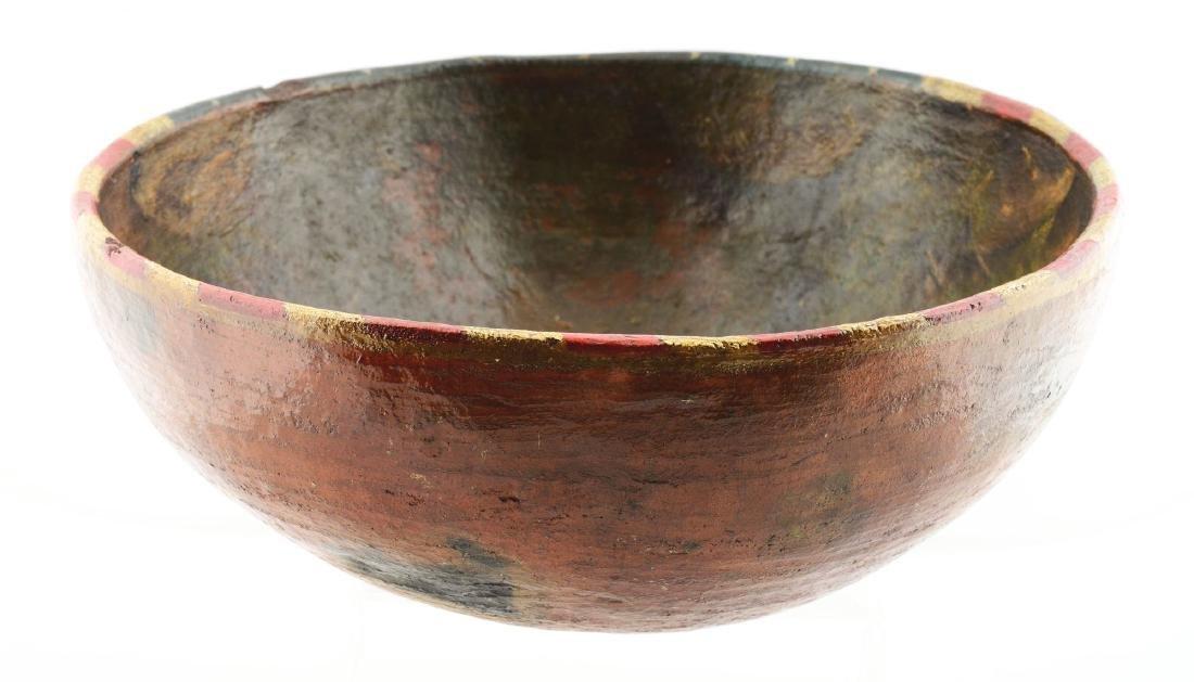 Chief Geronimo Clay Bowl. - 3