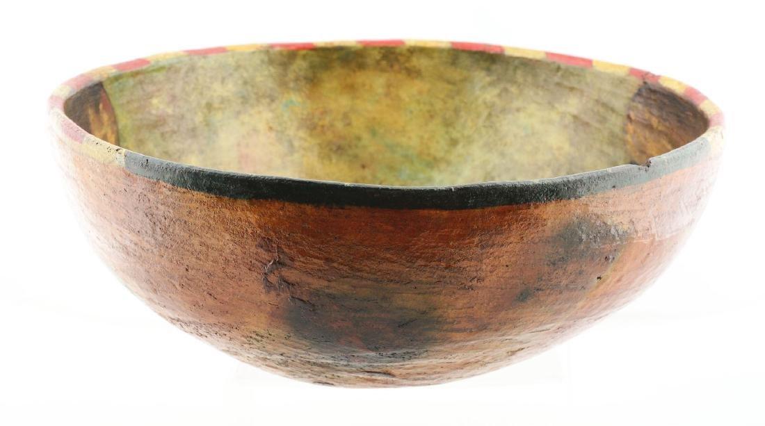 Chief Geronimo Clay Bowl. - 4
