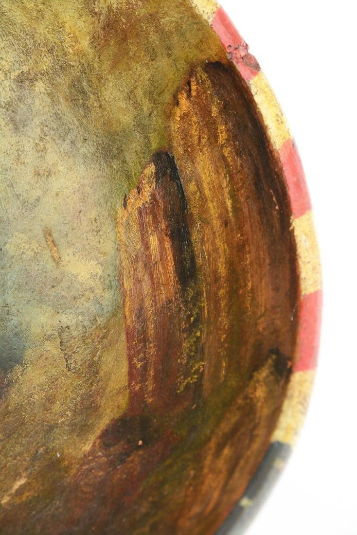 Chief Geronimo Clay Bowl. - 6