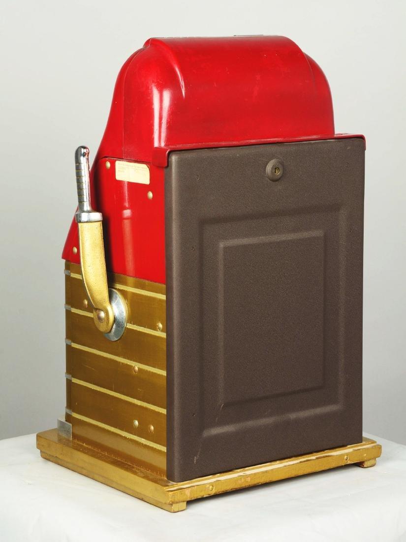 **5¢ Mills Bonus Bell Hi-Top Slot Machine. - 2