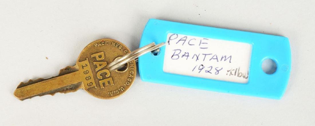 **1¢ Pace Bantam Jak-Pot Slot Machine. - 10