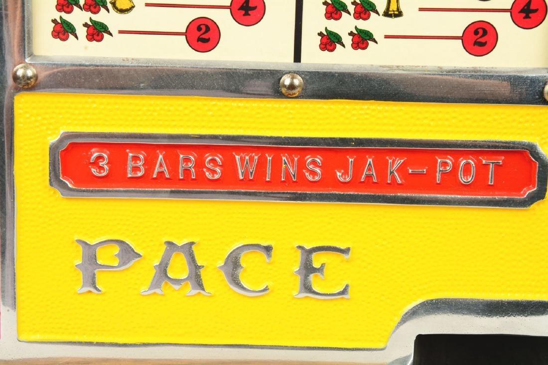 **1¢ Pace Bantam Jak-Pot Slot Machine. - 7