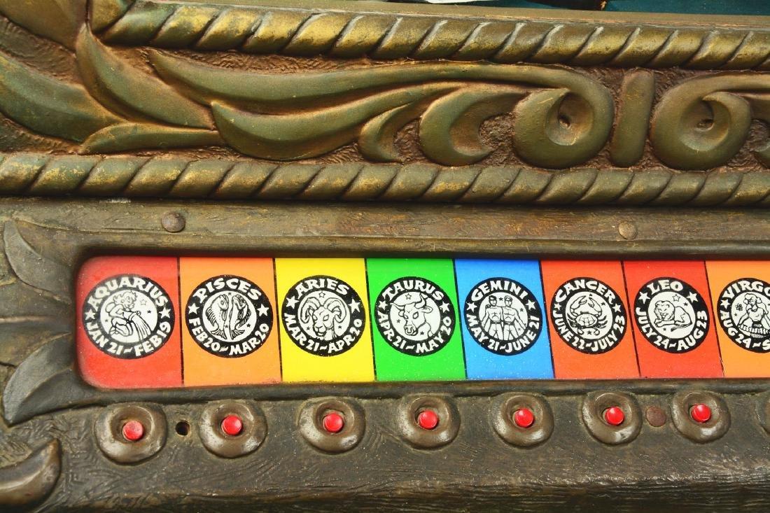 10¢ Prophetron Inc. Zoltan Horoscope Fortune Teller. - 10