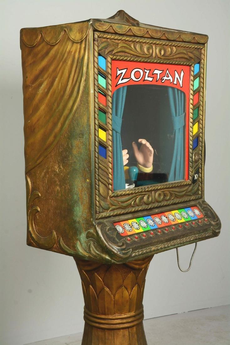 10¢ Prophetron Inc. Zoltan Horoscope Fortune Teller. - 8