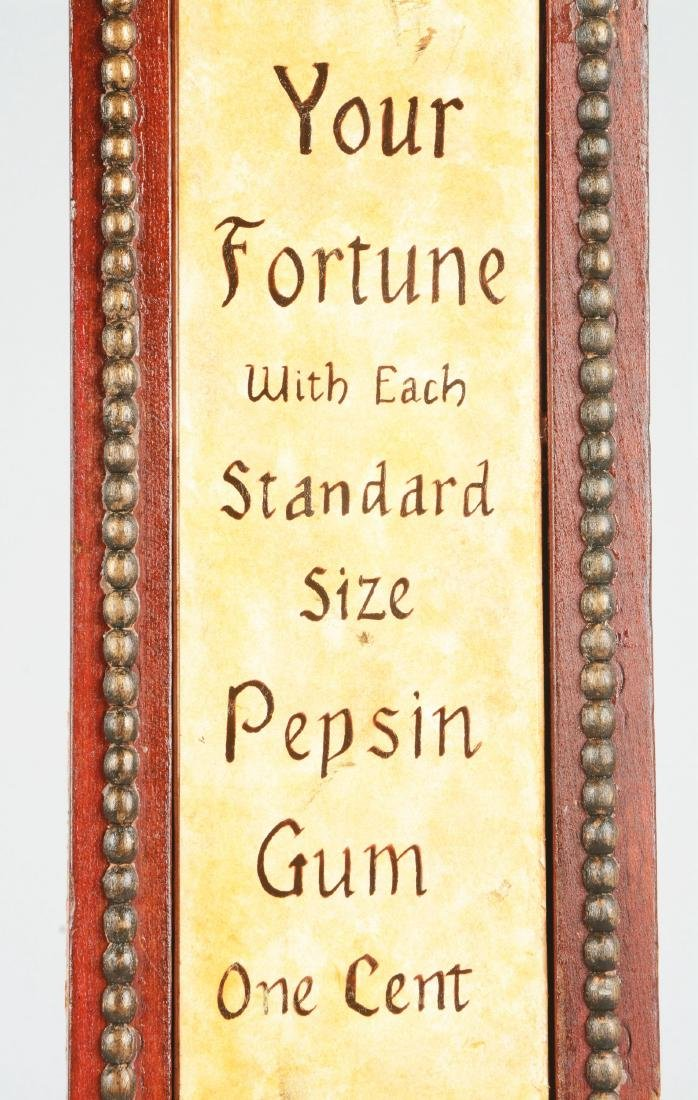 1¢ Standard Gum Machine Works Pepsin Gum Vending - 4