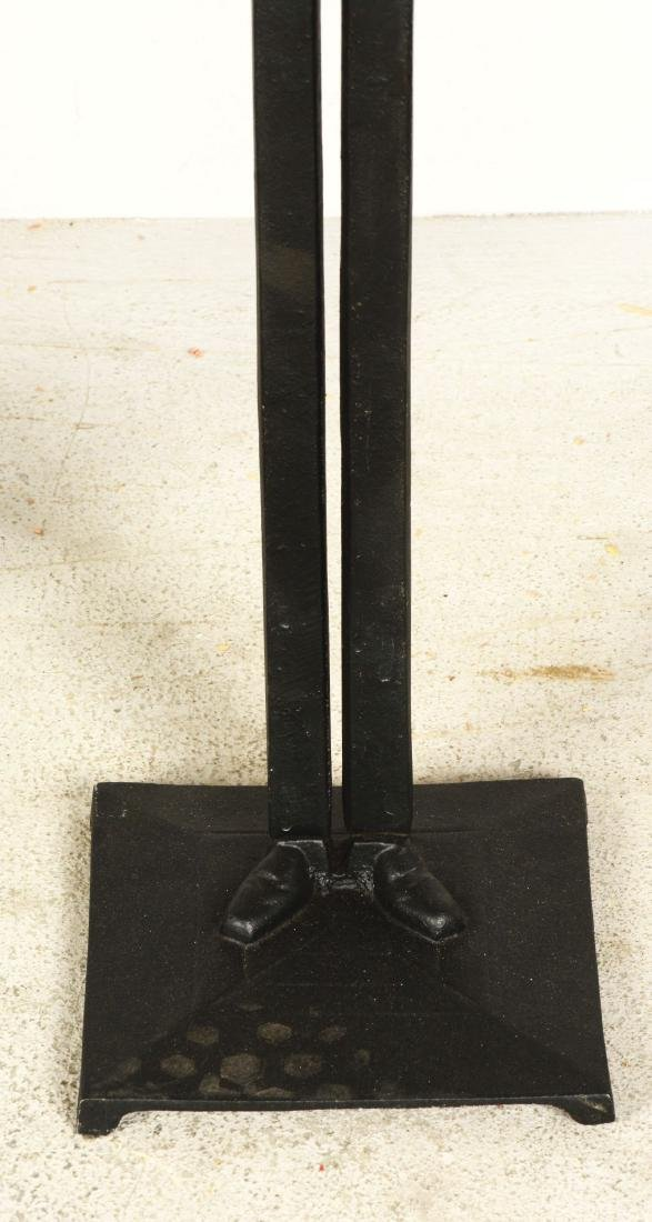 Lot Of 2: Figural Butler Smoking Stands. - 4