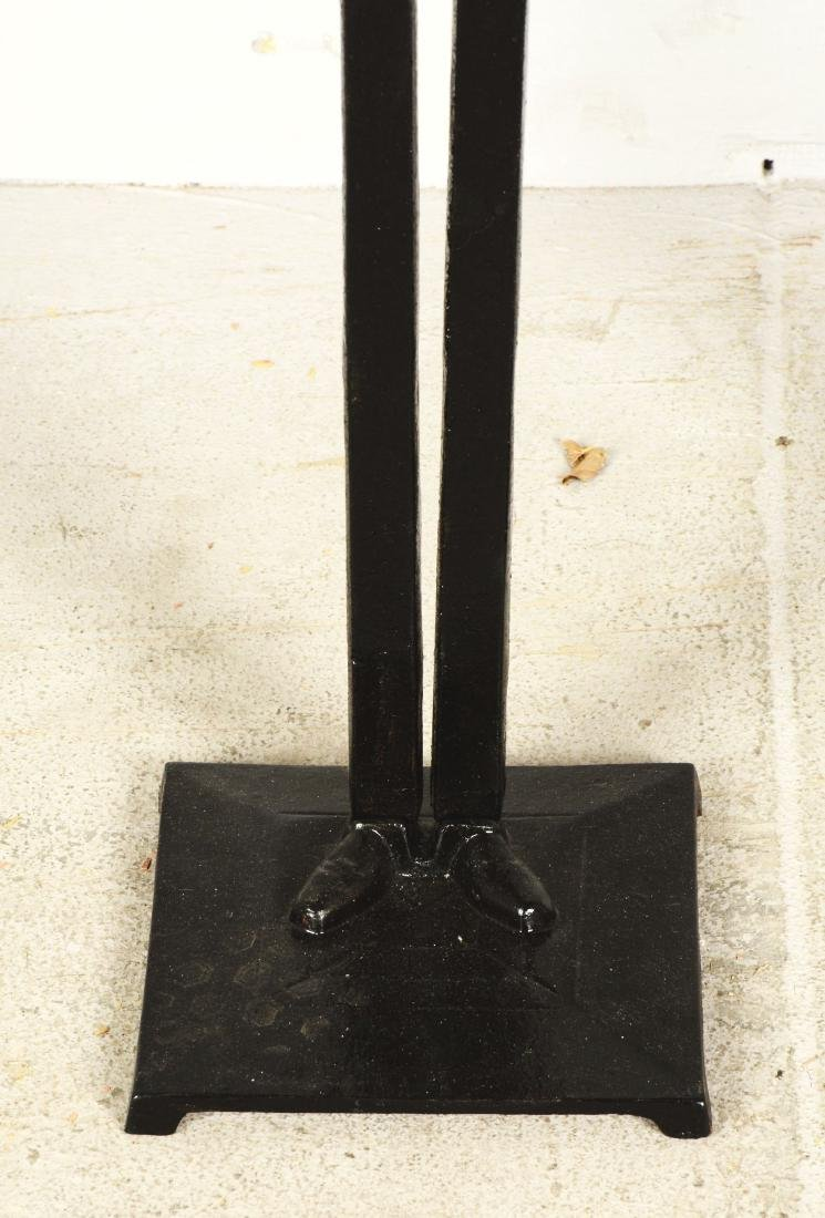 Lot Of 2: Figural Butler Smoking Stands. - 6
