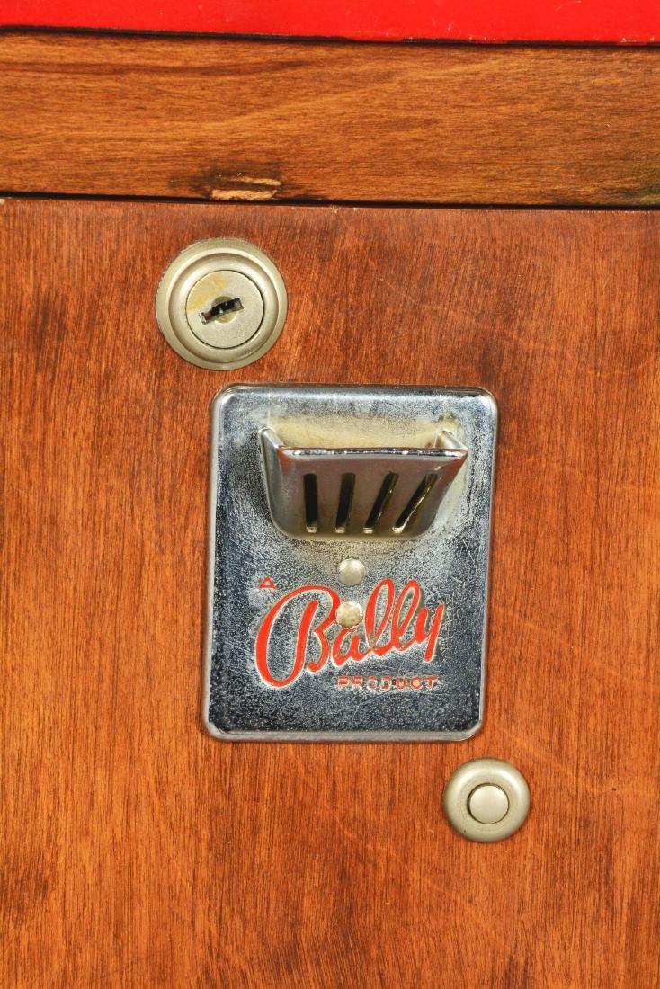 **5¢ Bally Hi-Boy Console Slot Machine. - 5