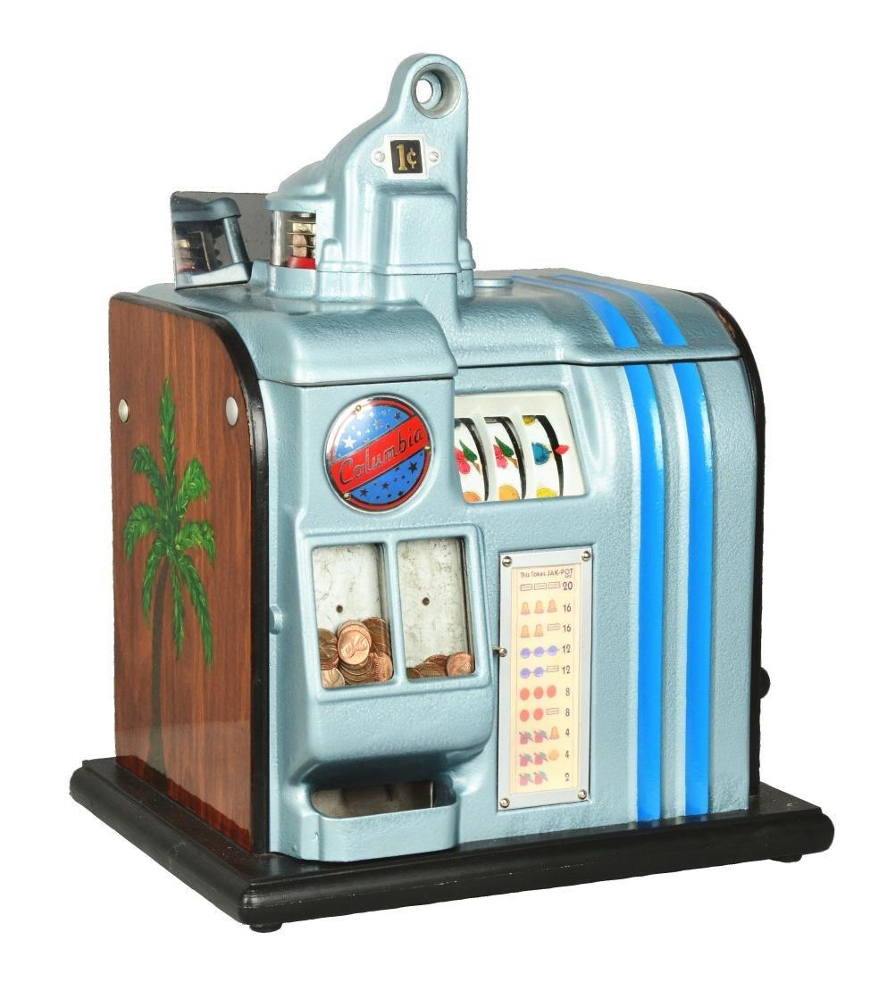 **1¢ Groetchen Tool Columbia Slot Machine.