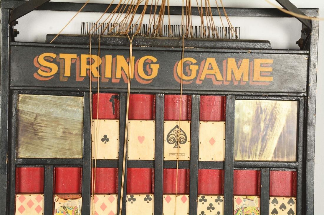String Game Carnival Game. - 4